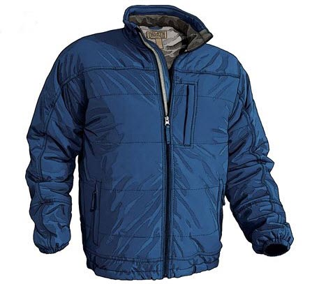 One tough jacket, that you'll enjoy wearing