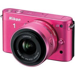 Nikon 1 j2 pink