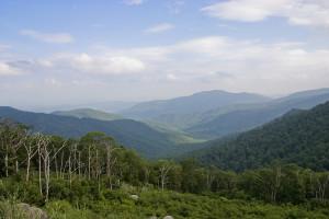 Blue Ridge Mountains in Georgia by JSmith Photo