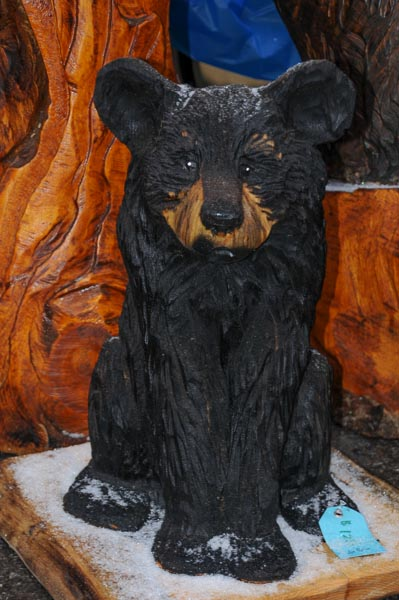 Hundreds of chainsaw artists descend on ridgway pa