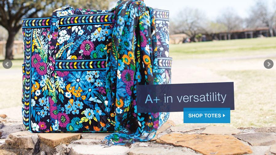 2fc8f30f59 Vera Bradley Handbags  Register Vera Bradley Outlet Sale
