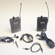 MXL FR-500WK Wireless mic for complete flexibility in recording