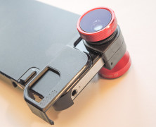 Olloclip 4-in-1 Lens system lets you shoot it all