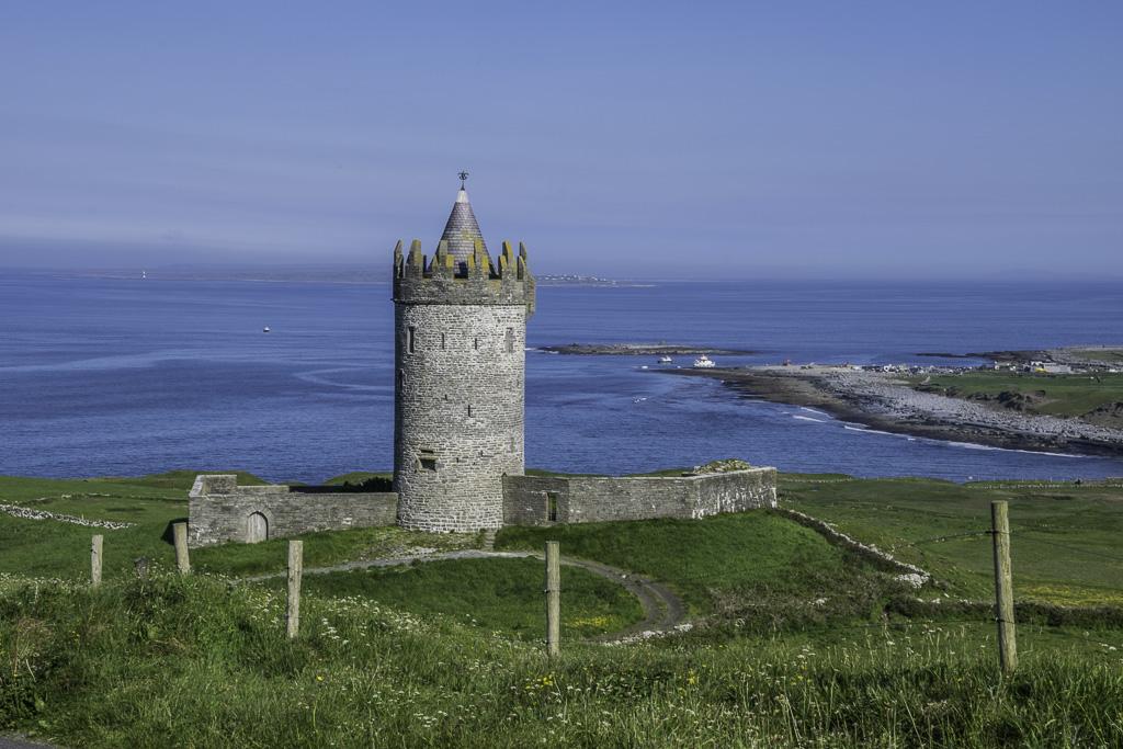Doolin Ireland For Caves Castles And Coastal Walks