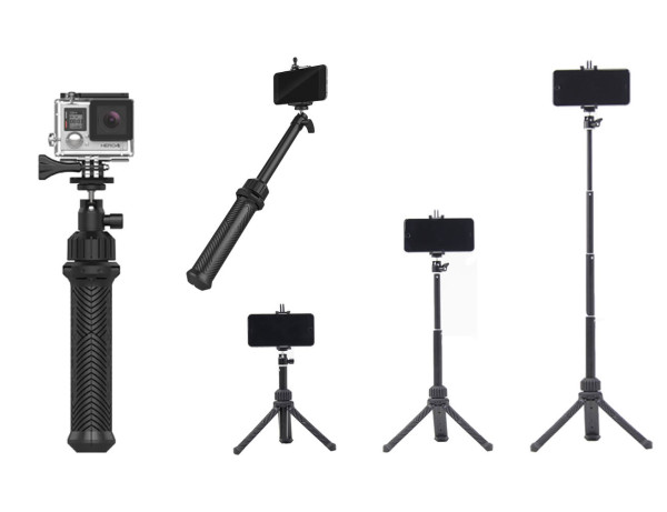 polarpro trippler is the ultimate selfie stick and travel tripod doug bardwell. Black Bedroom Furniture Sets. Home Design Ideas