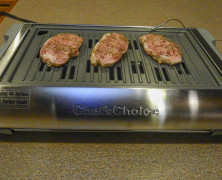 Chef'sChoice Indoor Electric Grill for sensational flavor year-round
